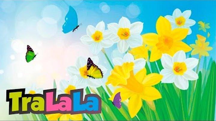 Vine Primăvara Cantece De Primăvară Pentru Copii Tralala