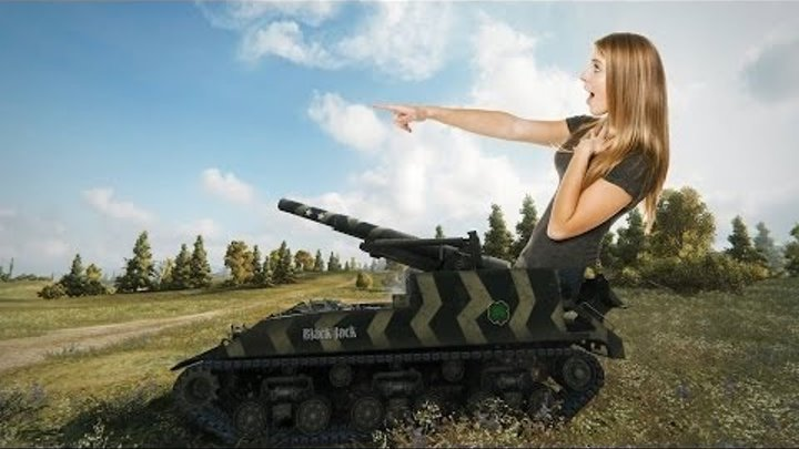 Есть баги на world of tanks