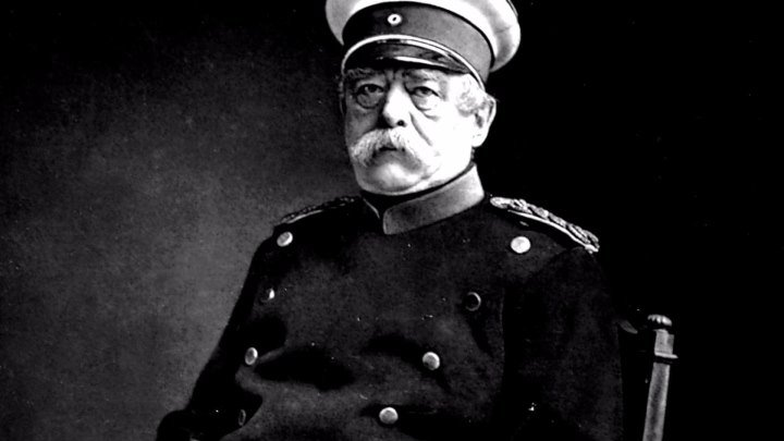 a biography and political career of otto von bismarck