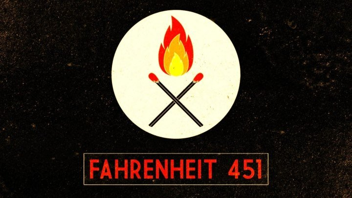 the reasons for the ban of the science fiction book fahrenheit 451 in schools