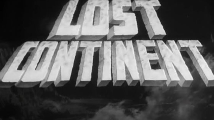 lost continent 1951 download