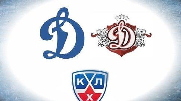 Динамо Москва — Динамо Рига 28 января, хоккейный матч