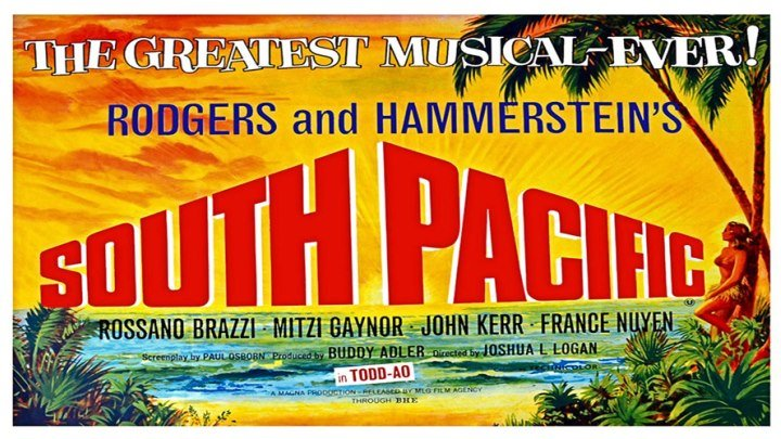 the theme of racial prejudices in rogers and hammersteins south pacific Tales of south pacific mary martin people were not happy you got to be carefully taught starts to eradicate racial prejudice tony awards 1947 named after antoinett perry finian's rainbow  rogers and hammerstein -mary martin asked hamm to write a song ended up being a whole musical.
