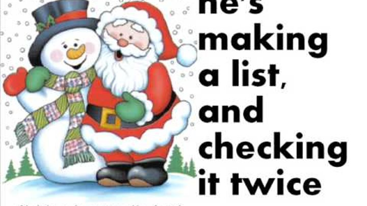 a day with santa claus essay