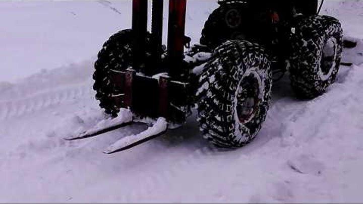 Насадка для уборки снега на мотоблок каскад цена