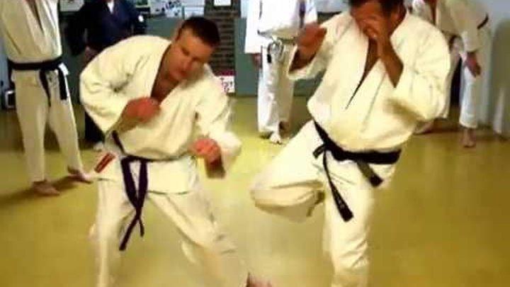 karate terminology hill tom