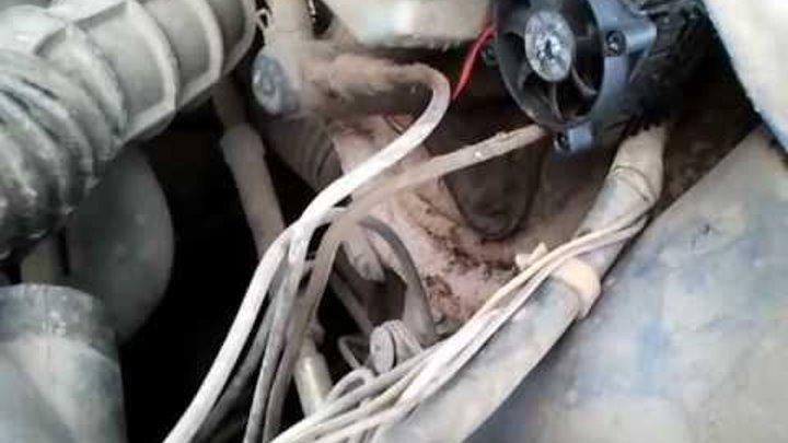 Как в машине сделать турбину