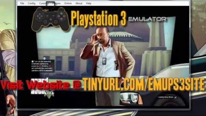 ps3 emulator download pc