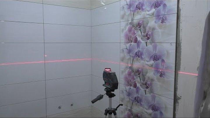 Тонкости укладки плитки в ванной