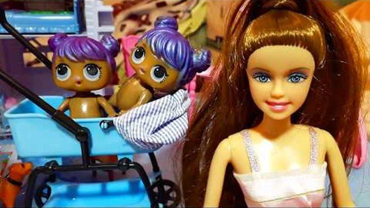 Купить Картинка вафельная А4 Куклы Лол 2 по лучшей