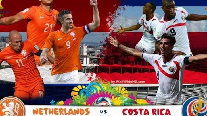 Прогноз матча нидерланды- коста- рико