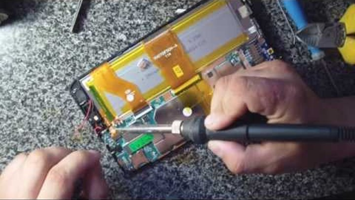 Как заменить микро юсб на телефоне
