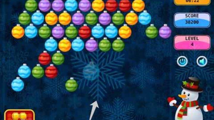 bubble shooter прохождение