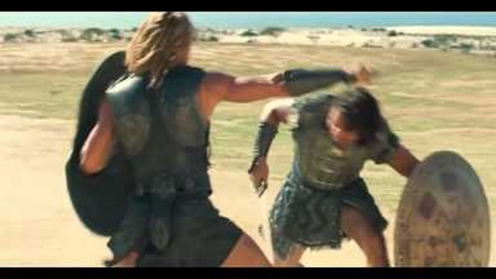 compare the iliad to the movie troy The producer of the movie troy, did a very good job of making it similar to the book the iliad but there were some differences in it, as well the gods played a role in the book and they determined who was going to live or.