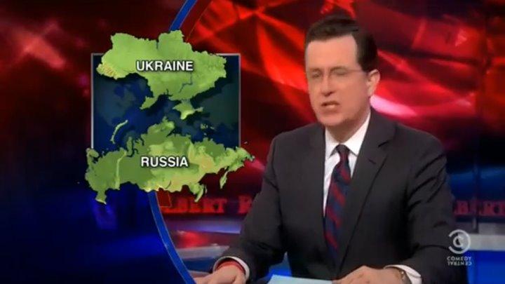 над американцы русскими стебутся