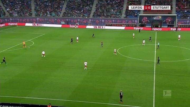 RB Leipzig VfB Stuttgart Goals And Highlights