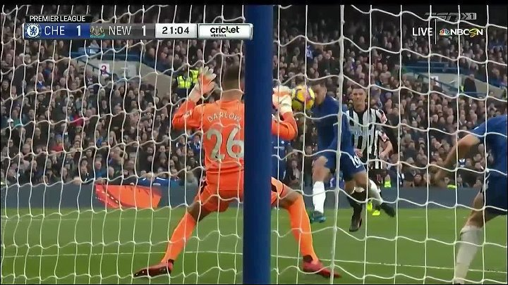 Chelsea Newcastle goals and highlights