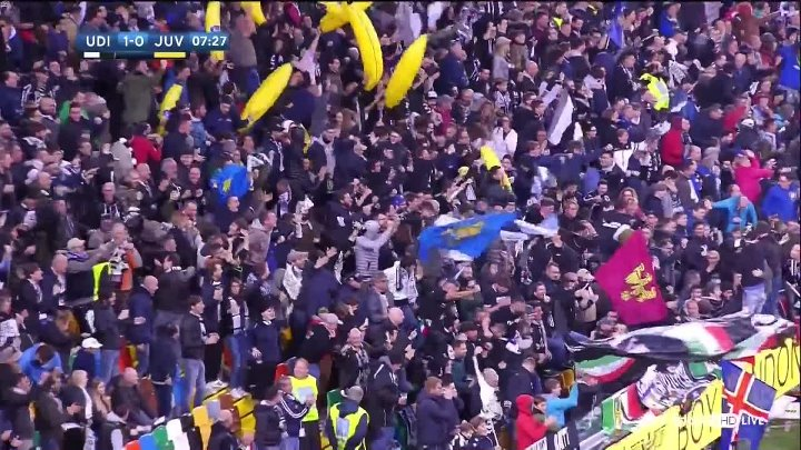 Udinese Juventus goals and highlights