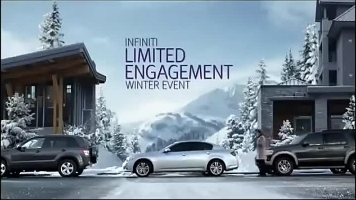 advertising infiniti Last november, infiniti unceremoniously dumped hill holliday and gave chiat/day advertising inc the account, probably worth $90 million a year in billings.