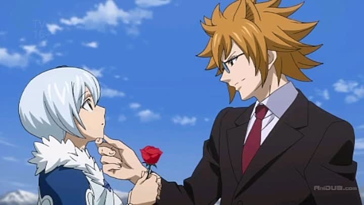Image result for loke from fairy tail