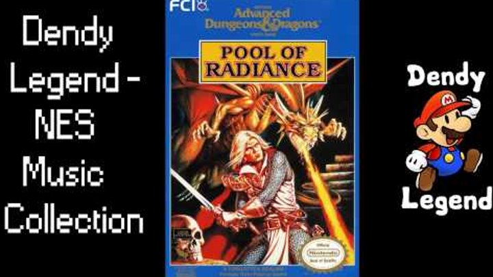 advanced dungeons and dragons nes