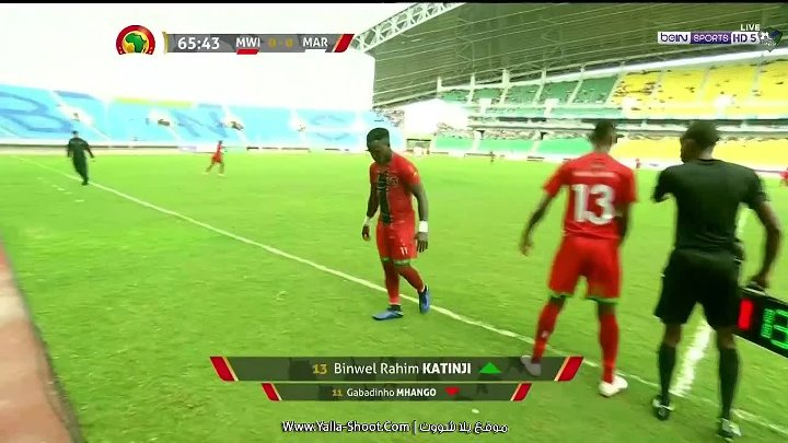 Malawi Morocco Goals And Highlights
