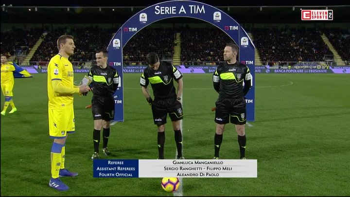 Frosinone vs Roma –  & Full Match