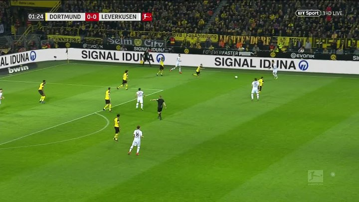 Borussia Dortmund vs Bayer Leverkusen –  & Full Match