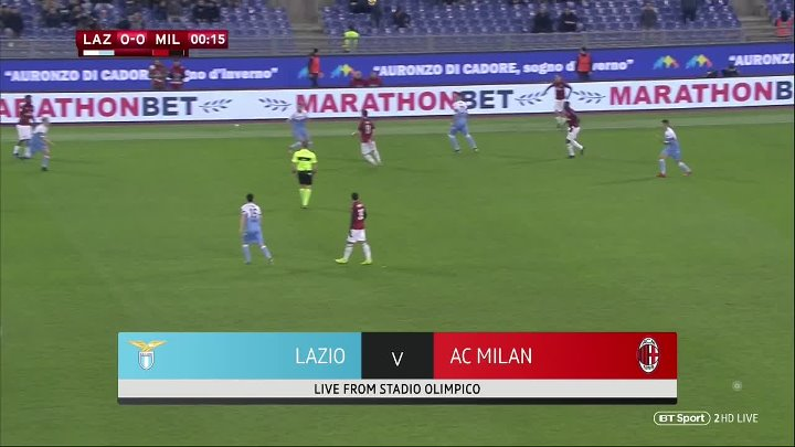 Lazio vs Milan –  & Full Match