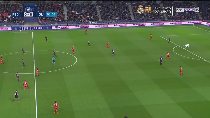 Paris Saint-Germain vs Dijon –  & Full Match