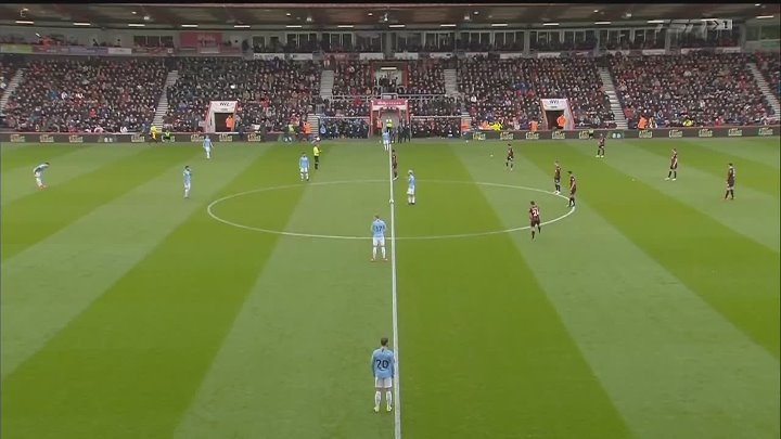 AFC Bournemouth vs Manchester City –  & Full Match