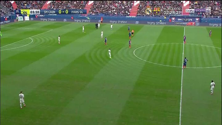 Caen vs Paris Saint-Germain –  & Full Match