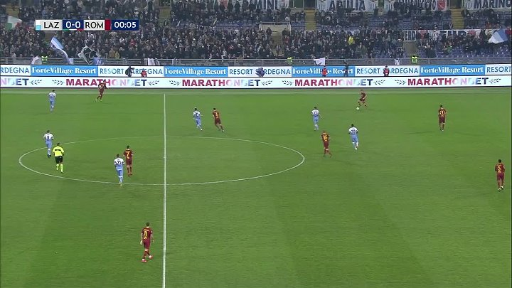 Lazio vs Roma –  & Full Match