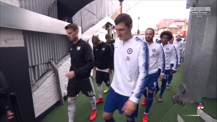 Fulham vs Chelsea –  & Full Match