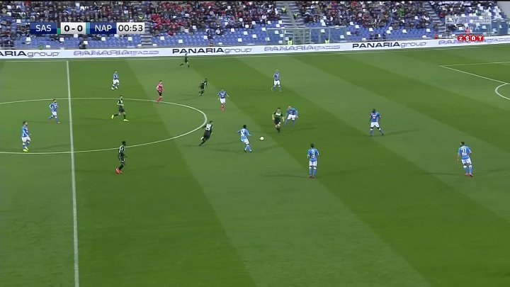 Sassuolo vs Napoli –  & Full Match