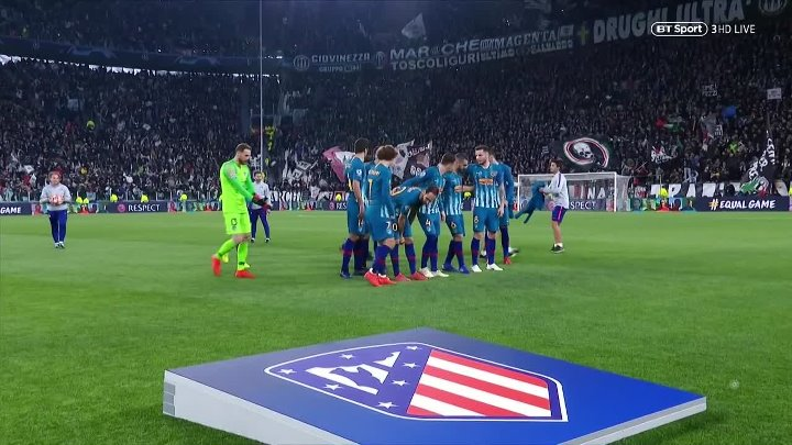 Juventus vs Atletico Madrid –  & Full Match