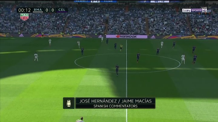 Real Madrid vs Celta Vigo –  & Full Match