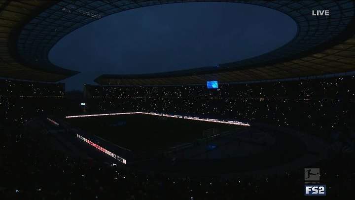 Hertha BSC vs Borussia Dortmund –  & Full Match