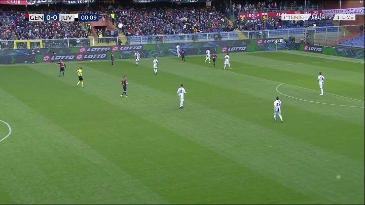 Genoa vs Juventus –  & Full Match
