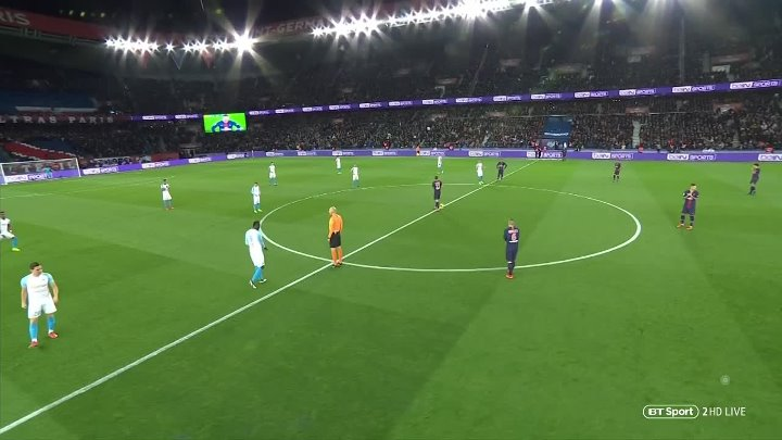 Paris Saint-Germain vs Marseille –  & Full Match