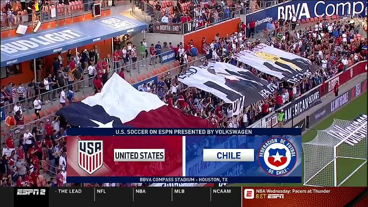 USA vs Chile –  & Full Match