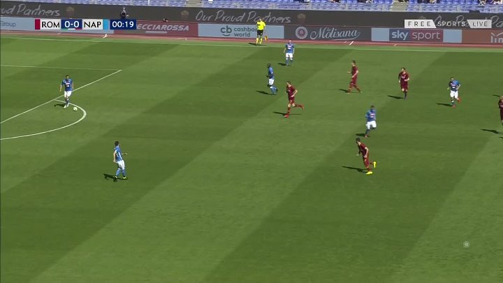 Roma vs Napoli –  & Full Match