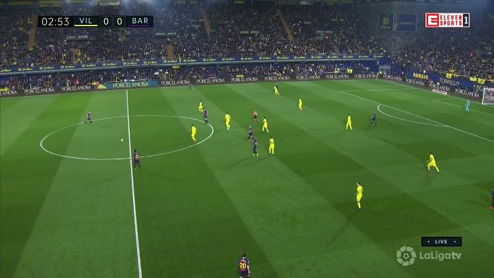 Villarreal vs Barcelona –  & Full Match