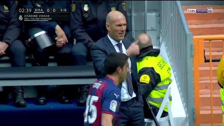 Real Madrid vs Eibar –  & Full Match