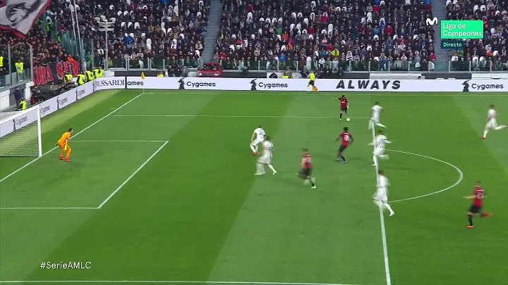 Juventus vs Milan –  & Full Match