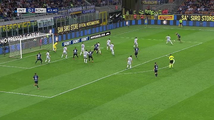 Inter vs Roma –  & Full Match