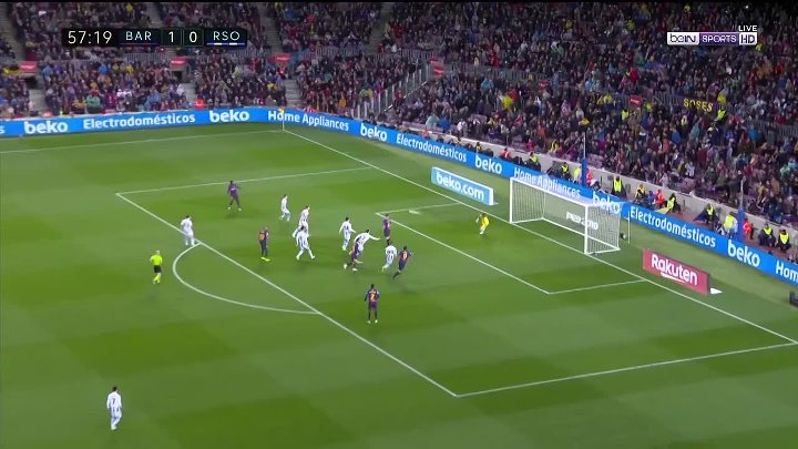 Barcelona vs Real Sociedad –  & Full Match