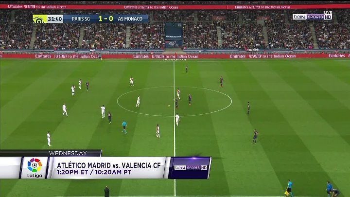 Paris Saint-Germain vs Monaco –  & Full Match