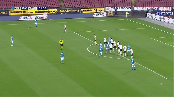 Napoli vs Atalanta –  & Full Match