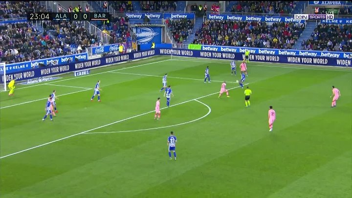 Deportivo Alaves vs Barcelona –  & Full Match
